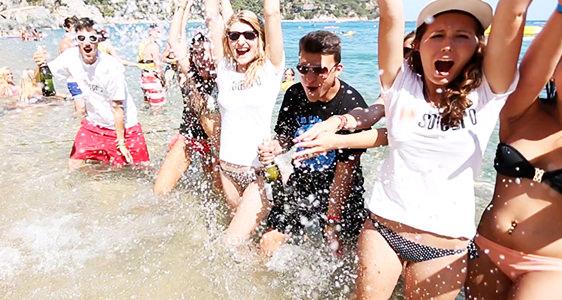 Beachparty - Ausflug - Lloret de Mar