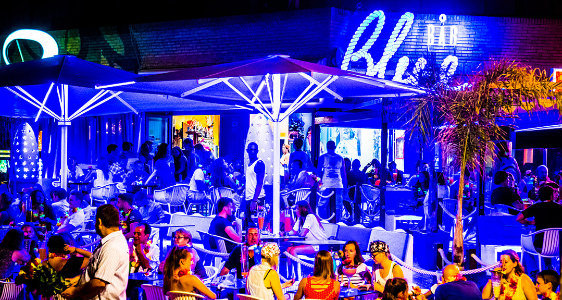 Blue Bar - Lloret de Mar - Cocktails