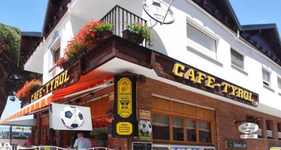 Café Tyrol Lloret de Mar Restaurant