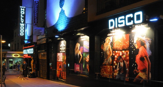 Disco Hollywood Lloret de Mar