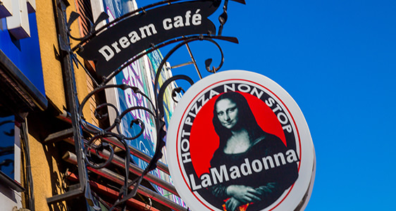 Dream cafe - La madonna - Lloret de Mar