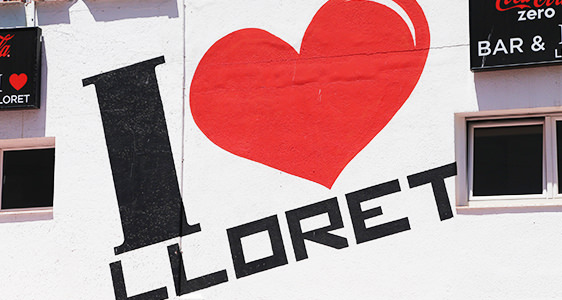 I Love Lloret - Bar - Logo