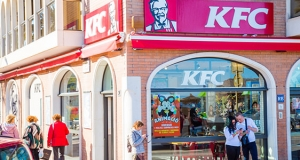 El restaurante KFC cierra sus puertas