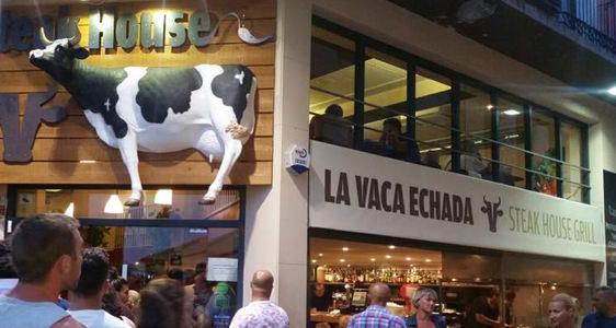 La Vaca Encantada Restaurant