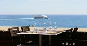 Pinocchio Restaurant Lloret de Mar Aussicht