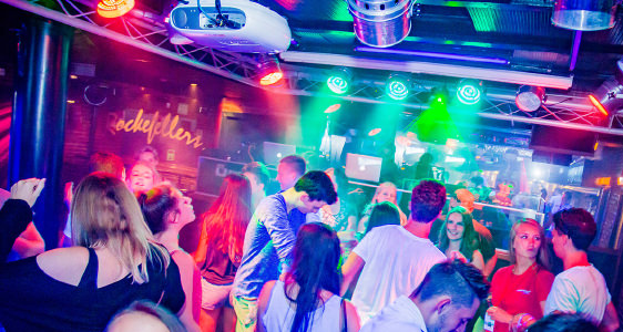 Disco - Bar - Rockefellers - Lloret de Mar